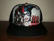 DC Batman Animated Harley Quinn Snapback Adult Baseball Cap Hat