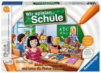 Ravensburger 007332 tiptoi® Wir spielen Schule  NEU OVP ,