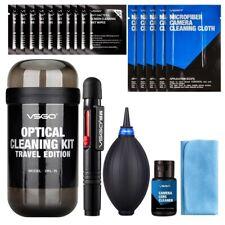 VSGO Dkl-16 – Travel Kit for Cleaning Lenses Red