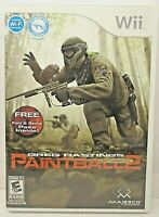 Wii Video Game Greg Hastings Paintball 2 Complete with Manual