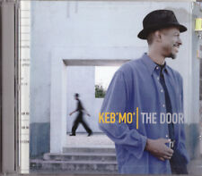 CD Keb' Mo' The Door,Neuwertig,Titel 2. Foto,Epic, 550 Music, Okeh