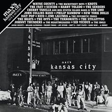Maxs Kansas City  1976 and Beyond [CD]
