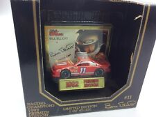 1992 Bill Elliott #11 Limited Edition 1:64 Scale Racing Champions new in GC