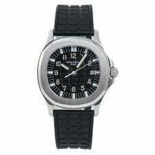 Patek Philippe Aquanaut 5064A Mens Quartz Watch With Papers SS 35mm