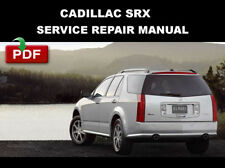 CADILLAC SRX 2004 2005 2006 2007 2008 FACTORY SERVICE REPAIR MAINTENANCE MANUAL