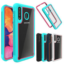 For Samsung Galaxy A20S Case Shockproof Bumper Hybrid Rugged Slim Phone Cover