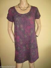 Fat Face Cotton Blend Floral Casual Dresses for Women