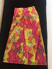 Vintage 1973 Barbie Best Buy #8683 Yellow Mod Skirt