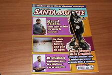 10.- MAGAZINE revista DEVOCION SANTA MUERTE de la GRATITUD FREE SHIPPING