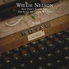 Willie Nelson - You Don't Know Me: The Songs Of Cindy Walker [New CD] Holland -