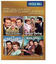 TCM Greatest Classic Legends Collection: Lucille Ball (DVD, 2011, 4-Disc Set)