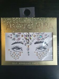 New Self Adhesive Face Gems, beauty festival