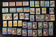 Bangladesh collection of VF MNH stamps (k496)