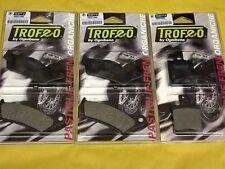 kit pastiglie anteriori + posteriori Ducati Monster 695 S2R 800