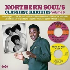 Northern Soul's Classiest Rarities vol.6 - LITTLE NICKY Soul CD NEUF