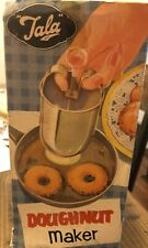 Vintage Tala Donut Maker W Box Made In England