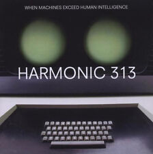 HARMONIC 313 = when machines exceed human...= ELECTRO LEFTFIELD DUBSTEP HIP HOP!