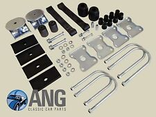 MGB-GT 1965-1974 REAR LEAF SPRINGS & AXLE, DIFFERENTIAL MOUNTING KIT