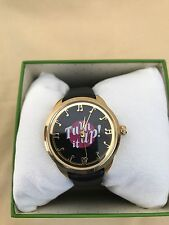 NWT KATE SPADE RECORD CROSSTOWN WATCH KSW1148