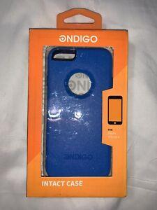 Ondigo Intact Case Blue Apple iPhone 6 Case