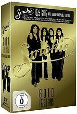 Gold: Smokie Greatest Hits (40th Anniversary) - 3 DISC SET (2015, DVD NEW)