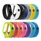 Fitness Wrist Smart Watch Band Strap Sports Replacement For Xiaomi MI Band 4/3