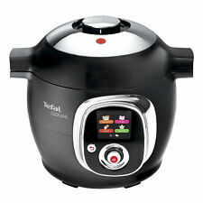 New Tefal CY701840 Cook4me Multi Cooker 6L Capacity 1300w Power in Black