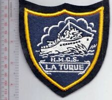 Canada Royal Canadian Navy RCN WWII HMCS La Tuque Frigate River Class
