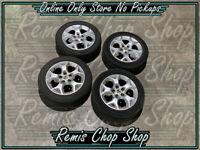 16 inch 5x110 Alloy Wheels Tyres Rims AH Astra Spare Parts - Remis Chop Shop