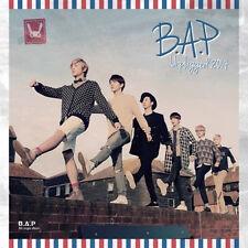 B.A.P 4TH SINGLE [ UNPLUGGED 2014 ] CD+ PHOTO CARD