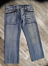 jeans used délavé homme RG 512 taille W34 L28