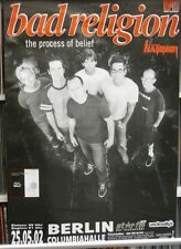 Bad Religion 60cm X 85cm (approximately) 2003   German Tour Poster