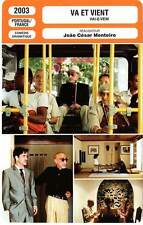 FICHE CINEMA : VA ET VIENT - Monteiro,Marques 2003 Come And Go / Vai-E-Vem