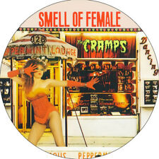 IMAN/MAGNET THE CRAMPS Smell Of Female . poison ivy lux interior psychobilly