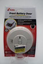 NEW KIDDE Front Battery Door Smoke Alarm Hush Button/Test Button/LED/EZ Install