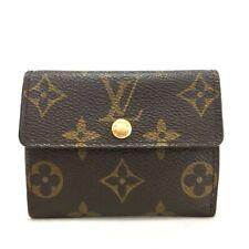 100% Authentic Louis Vuitton Monogram Ludlow Wallet Coin Purse /ee583