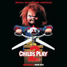 CHILD'S PLAY 2 Graeme Revell CD Soundtrack SCORE Chucky LA-LA LAND Horror NEW!