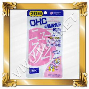 Japan DHC NEW SLIM supplement 20 days 80 tablets FS