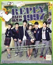 Reply 1997 Korean Drama DVD with Good English Subtitle
