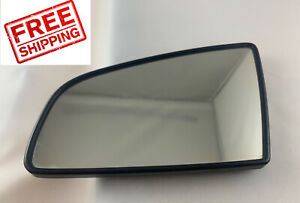 NEW Wing Mirror Glass AUDI A6 Passenger Side 2005-/>2007