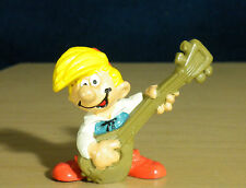 Smurfs Pewit Human Smurf Friend Rare 1978 Vintage Toy Figure Johan Pee Wee 20499