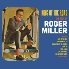 Roger Miller King Of The Road-Best Of 2-CD NEW SEALED 2020 England Swings+