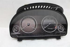 SPEEDOMETER CLUSTER BMW 528i 535i 550i Active 5 X3 11 12 13 1069465