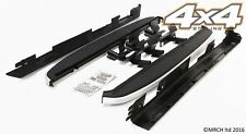 For Rover Range Rover Sport 2005 - 2013 Side Steps Running Boards with SILLS
