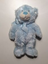 "Ty Classic Bear Sweet Baby My First Teddy 12"" Blue Plush 2012 No Hang Tag"