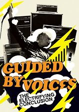 GUIDED BY VOICES - THE ELECTRIFYING CONCLUSION  DVD NEU