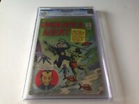 UNDERSEA AGENT 1 CGC 6.0 1ST APP USO UNIDENTIFIED SUBMERGED OBJECT DR FANG TOWER