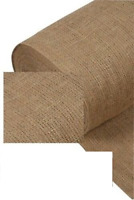 Jute Hessian  Upholstery 10oz 182cm craft carrier bags walling mantel Cloth