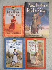 LITTLE HOUSE LOT 4~Caroline Years~Rose~Martha~MACBRIDE~WILEY~WILKES~Rocky Ridge~