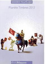 2012 - SOUVENIR PHILATELIQUE - 1°JOUR - PLANETE TIMBRE -  2012